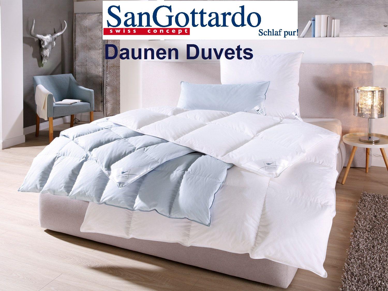 San Gottardo Duvets