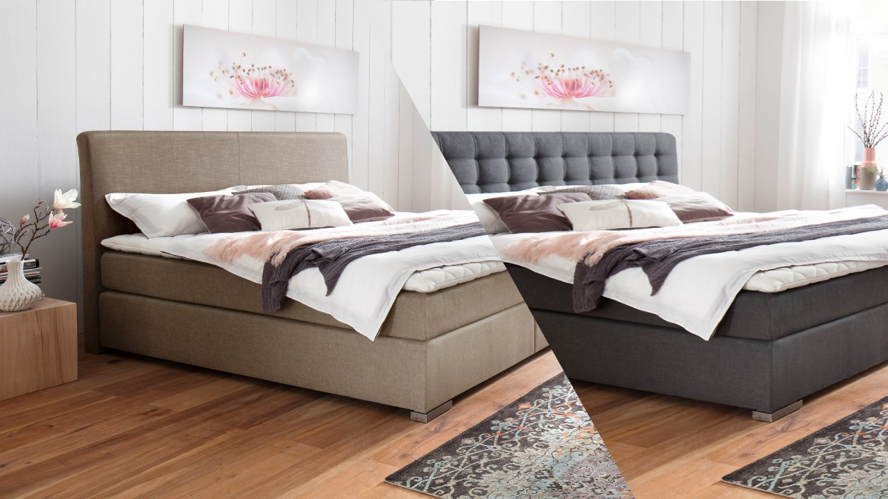 Boxspring New Collection