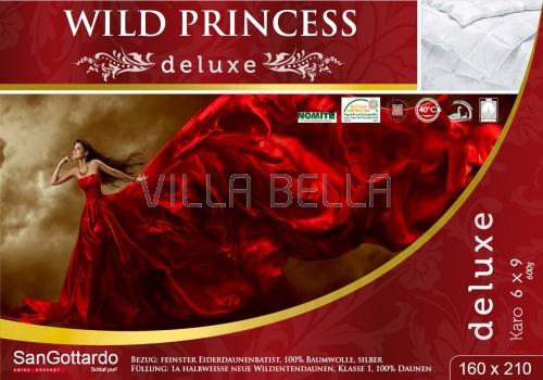 Wild Princess Duvet