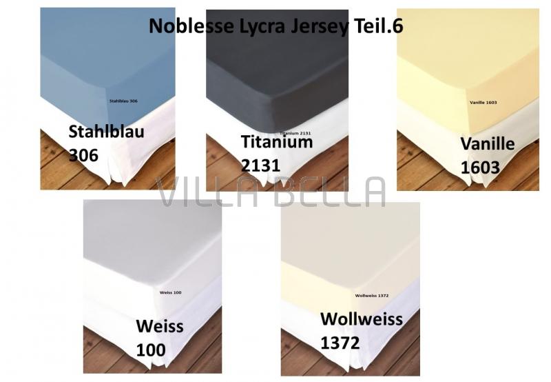 Noblesse Lycra Jersey - Teil 6