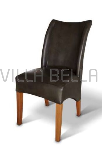 Stuhl Roma aus echtem Leder