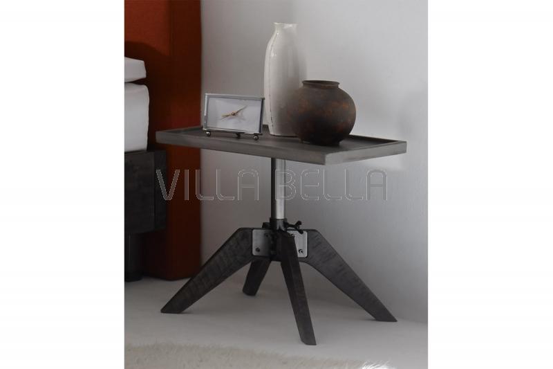 Höhenverstellbarer Nachttisch