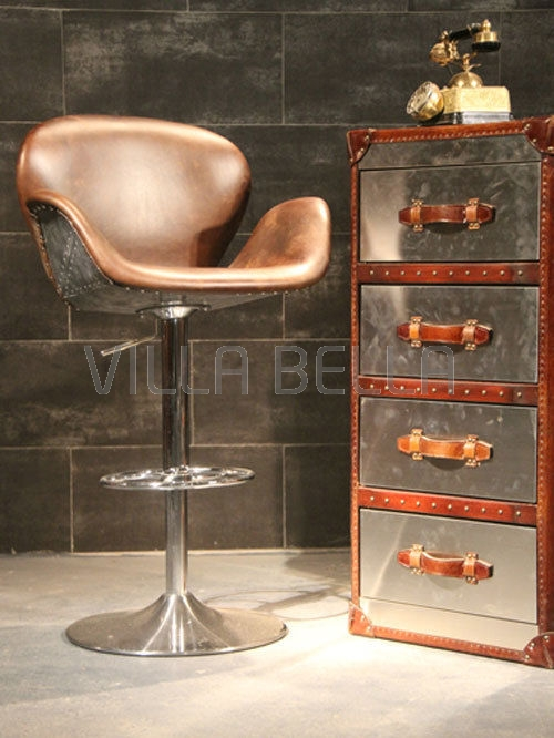 Barhocker Midcentury Design