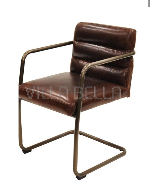 Bauhaus Channel Chair