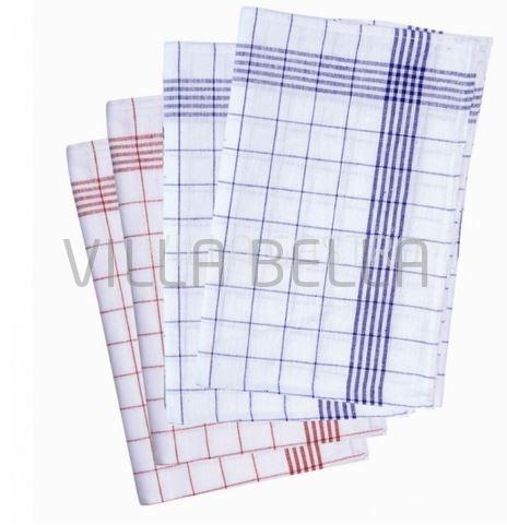 Budget Geschirrtücher 50 x 70 cm 100% Baumwolle 10er Set