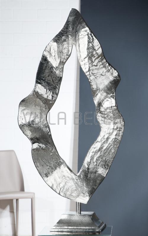 Skulptur - Blatt