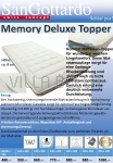 Memory Deluxe Topper