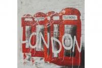 Bild Vintage-Style London