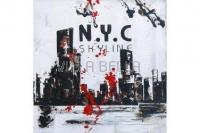 Bild Vintage-Style New York