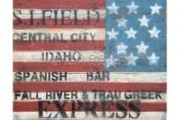 Bild Vintage-Style Amerika
