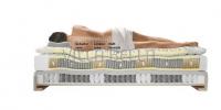 Taschenfederkern-Matratze Incanto H4 Extra Hart
