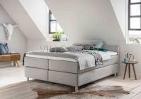 Boxspringbett Comfort  Stockholm für Dachwohnungen