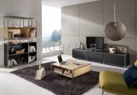 Hifi Möbel+ Tisch + Regal Barcelona