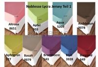 Noblesse Lycra Jersey - Teil 1