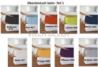 Oberleintuch Satin-Teil 1