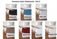 Premium Satin Fixleintuch -Teil 2