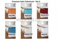 Premium Satin Fixleintuch -Teil 4