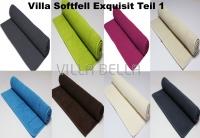 Villa Softfeel Exquisit Qualität Badevorlage - Teil 1