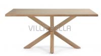 ARYA Tisch Naturalle Platte Natur