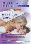 Swiss Deluxe Daunen-Duvet San Gottardo
