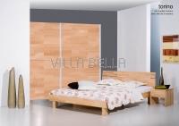 Torino Bett 160/ 180 x 200 cm