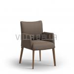 Stuhl OLIVER mit Armlehne