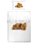 Teddybär — BETTWÄSCHE  100 % Baumwolle