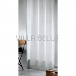 Textil- Duschvorhang dezent
