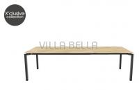 Tisch Float mit Auszug