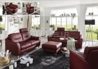 Leominster Leder Sofa Serie