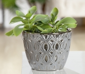Keramik - Übertopf - Ova