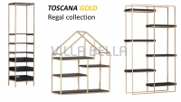 Toscana Gold Regal Zig Zag