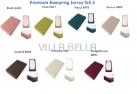 Premium Boxspring Jersey Teil 2