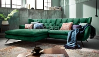 Ecksofa Collection Seventy Grosse