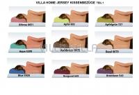 Villa Home Jersey Kissenbezüge 2-er Pack Teil 1