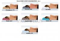 Villa Home Jersey Kissenbezüge 2-er Pack Teil 2