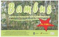 Bambus Kissen 42 x 72 cm