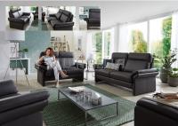 Sofa Set Leder Maddison 3+2 er