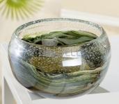 Glas Kugelvase Venedig