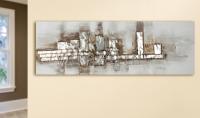 Gemälde Art - Skyline