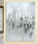 Gemälde Art - City