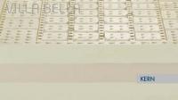 San Gottardo Bi-Latex Memory Matratze