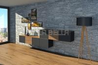 Set Lowboard Villa Garda Modern