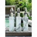 Skulpturen -Die 3 Weisen