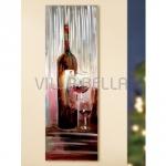 Gemälde Art - Vino Rosso