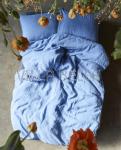 100% Leinen — Linus blau