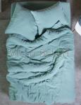 100% Leinen — Linus fichtengrün