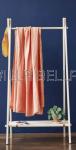 100% Leinen — Oberleintuch Linus coral