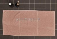 100% Bio-BW Handtuch — Tilda, ash rose
