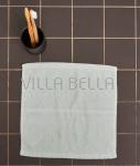 100% Bio-BW Waschlappen — Tilda, mint